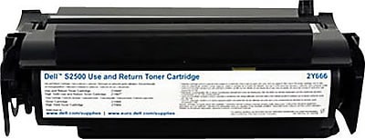 Dell 2Y667 Black Toner Cartridge (R0887), High Yield