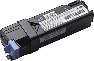 Dell KU051 Cyan Toner Cartridge (KU053), High Yield