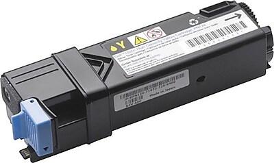 Dell PN124 Yellow Toner Cartridge (KU054), High Yield