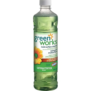 Clorox Green Works Dilutable Cleaner, 828 mL