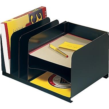SteelMaster Steel Horizontal/Vertical Organizer, 8 1/8