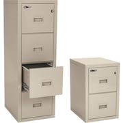 FireKing 2 Drawer Vertical File Cabinet, Letter/Legal, Includes White Glove Delivery (FIR2R1822CPAI)
