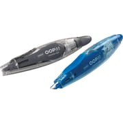 Staples® OOPS! Retractable Correction Tape Pens, 2/Pack