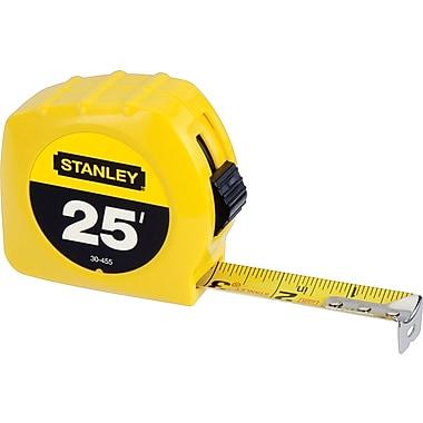 Stanley® - Ruban à mesurer 25 pi x 1 po, 30-455
