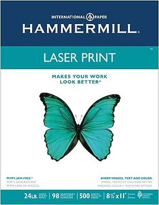 Hammermill Laser Copy Paper, 8-1/2