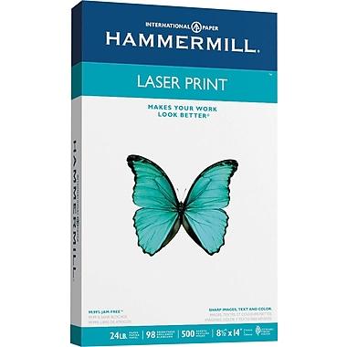 HammerMill® Laser Print Paper, 8 1/2