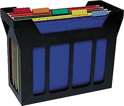 Staples File Caddy with File Folders (10613)
