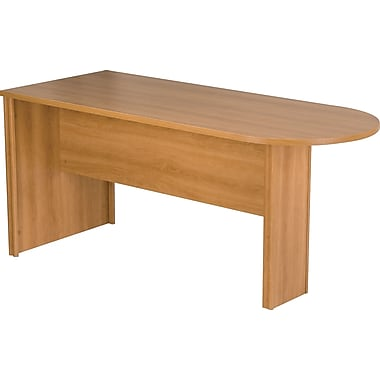 Bestar Embassy Collection Conference Table, Cappuccino Cherry