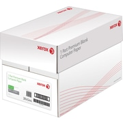 "Xerox® Continuous Form Blank Computer Paper, 9 1/2"" x 11"""