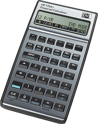 Hp Bii Financial Calculator  Staples