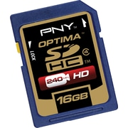 PNY Premium SD (SDHC) Class 4 Flash Memory Cards