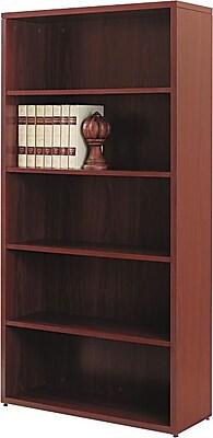 HON 10500 Series Bookcase, 5 Shelves, 36