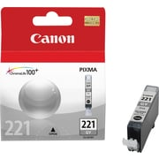 Canon® CLI-221 Grey Ink Tank (2950B001)