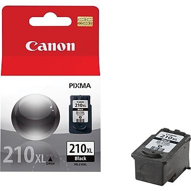 Canon PG-210XL Black Ink Cartridge (2973B001), High Yield