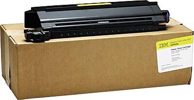 InfoPrint 53P9395 Yellow Laser Toner, High Yield