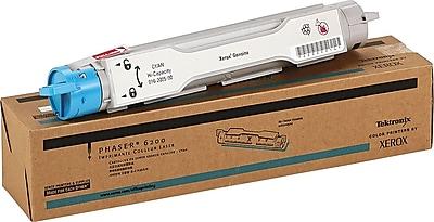 Xerox Phaser 6200 Cyan Toner Cartridge (016-2005-00), High Yield