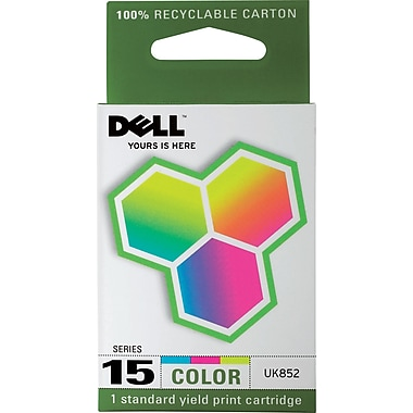 Dell Series 15 Color Ink Cartridge (U144F)