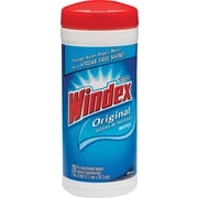 Windex® Glass & Surface Wipes, 28/Tub