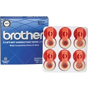 Brother Lift-Off Correction Typewriter Tape 3015 Black