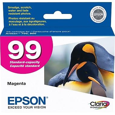 Epson® 99 (T099320) Magenta Ink Cartridge