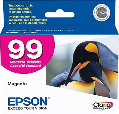 Epson 99 Magenta Ink Cartridge (T099320)