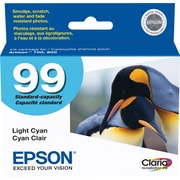 Epson® 99 (T099520) Light Cyan Ink Cartridge