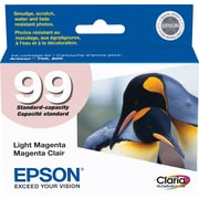 Epson® 99 (T099620) Light Magenta Ink Cartridge