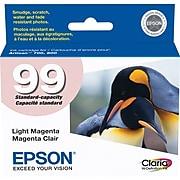 Epson 99 Light Magenta Standard Yield Ink Cartridge