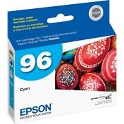 Epson® 96 (T096220) 96 Ink Cartridge, Cyan