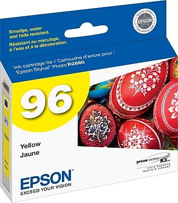 Epson 96 Yellow Ink Cartridge (T096420)