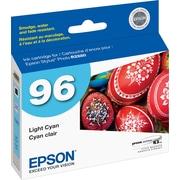 Epson® 96 (T096520) 96 Ink Cartridge, Light Cyan