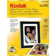 Kodak – Papier photo Premium, très lustré, 8 1/2 po x 11 po, paq./25