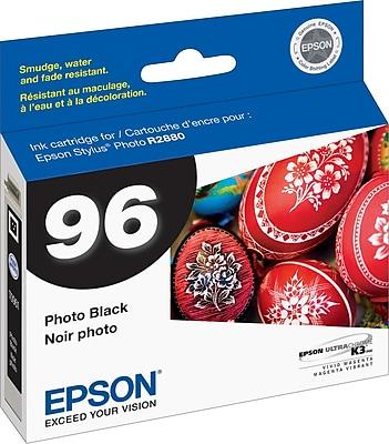 Epson 96 Photo Black Ink Cartridge (T096120)