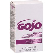 Gojo® Deluxe Lotion Soap with Moisturizers, Light Floral, 2,000 ml