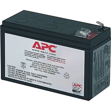 APC® Replacement Battery Cartridge, RBC35