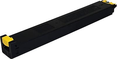 Sharp Yellow Toner Cartridge (MX-27NTYA)