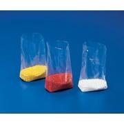 Sacs en polypropylène à soufflets 1 mil, 4 po x 2 po x 12 po paq./1 000