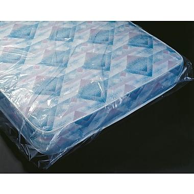 Sacs en matelas en polyéthylène, 78 po x 8 po x 90 po, rouleau/100