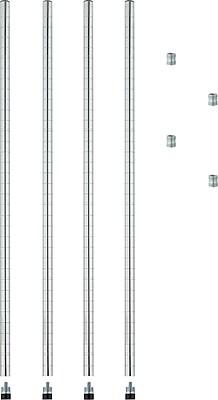 Alera Industrial Wire Shelving 36
