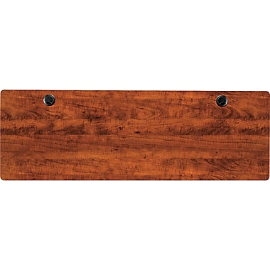 Alera Valencia Series 6' Woodgrain Laminate Training Table Top, Medium Cherry