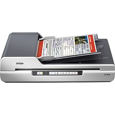 Epson WorkForce GT-1500 Color Document Scanner
