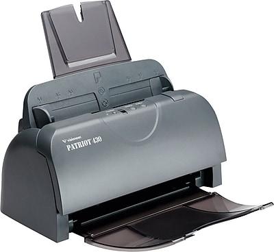 Visioneer Patriot 430 Sheetfed Scanner