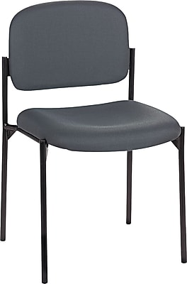HON Scatter Stacking Guest Chair, Charcoal Fabric NEXT2018 NEXTExpress