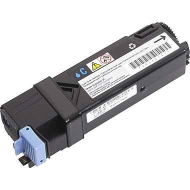 Dell FM065 Cyan Toner Cartridge (T107C), High Yield