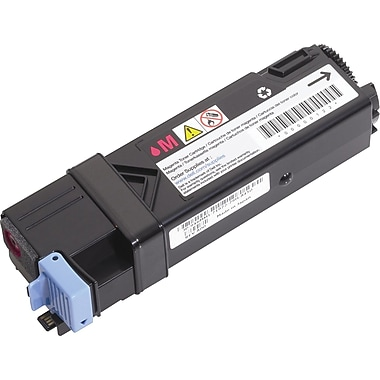 Dell FM067 Magenta Toner Cartridge (T109C), High Yield