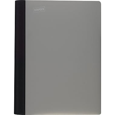 Staples® Accel® Spine Guard™Notebook, 2 Subject, 6