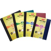 "Staples® Accel® Spine Guard™Notebook, 3 Subject, 8-1/2"" x 11"""