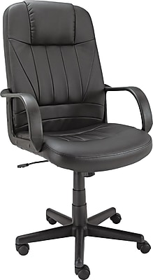 Alera™ Sparis Leather Executive High-Back Chair