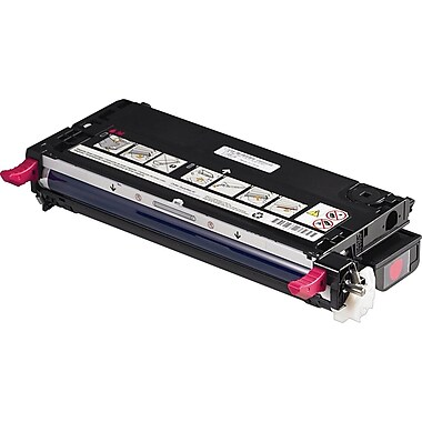 Dell H514C Magenta Toner Cartridge (G484F), High Yield