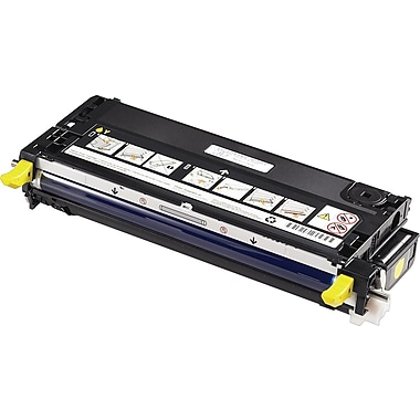 Dell H515C Yellow Toner Cartridge (G485F), High Yield